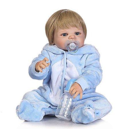 Bebê Reborn Resembling Maicon