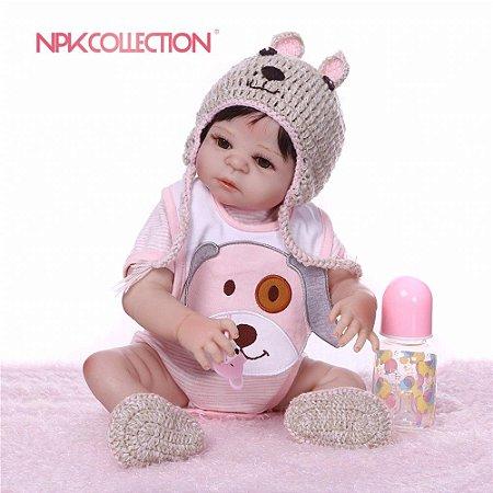 Bebê Reborn Resembling Milena