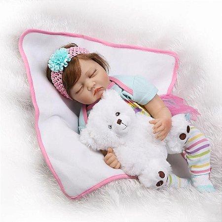 Bebê Reborn Resembling Olivia