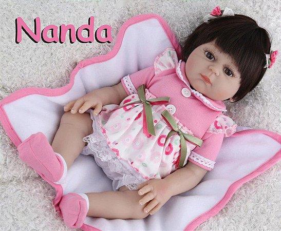 Small Babies Reborn Nanda