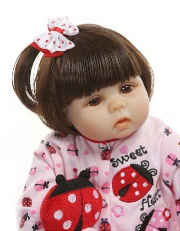 Bebê Reborn Resembling Suzi