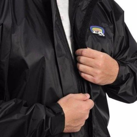 Capa de Chuva de Nylon Califórnia