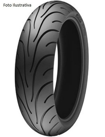 PNEU MICHELIN 180/55-17 PILOT ROAD 2 S/ CAMARA