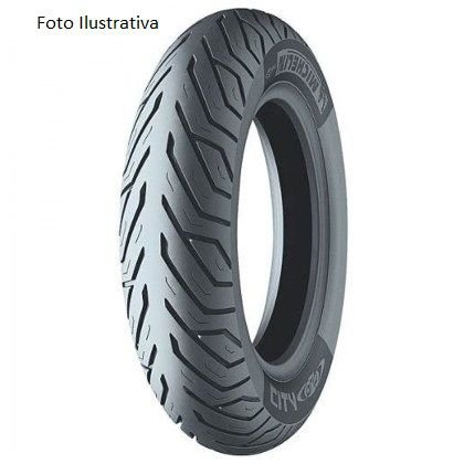 PNEU MICHELIN 90/90-14 CITY GRIP S/ CAMARA