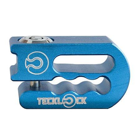 Trava de Disco Tecklock - Azul