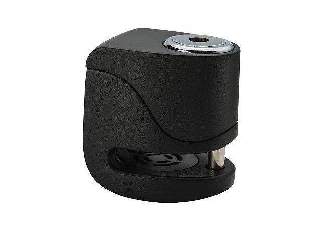 Trava de Disco com Alarme Kovix Mini KS6 - Preta