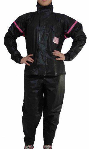 Capa de Chuva de PVC Yess Feminina