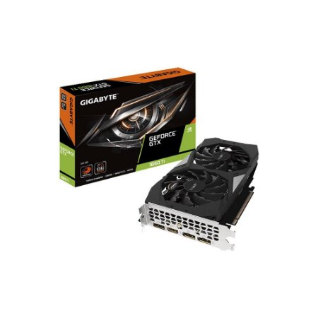 PLACA DE VIDEO GTX 1660TI 6GB GDDR6 OC GIGABYTE GV-N166TOC-6GD
