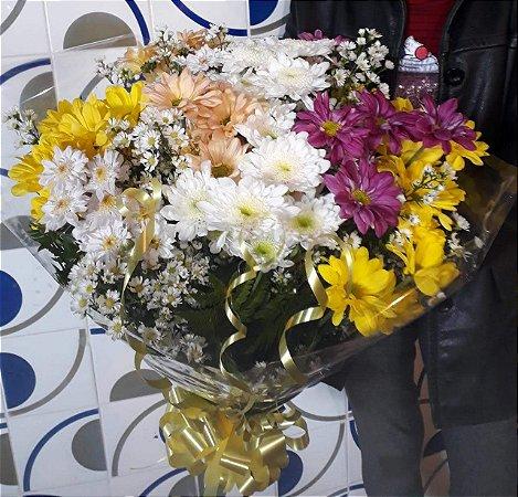 Boquer de flores do campo