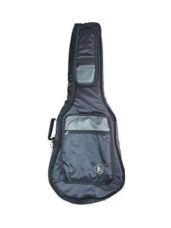 Capa Violão Clássico Premium Acolchoada Nylon 70 JPG