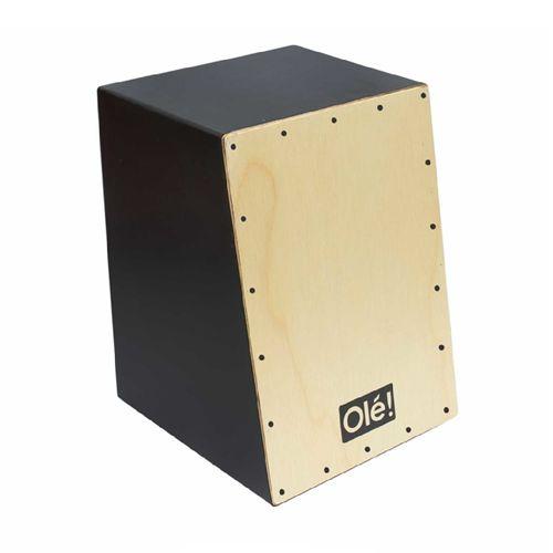 Cajon Acústico Cajon Percussion Olé OL-100