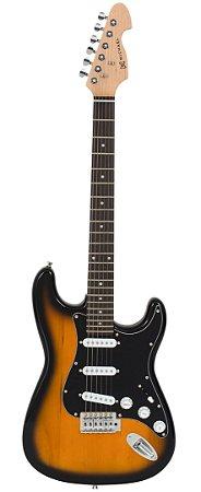 Guitarra Michael Standard GM-217N Sunburst Black