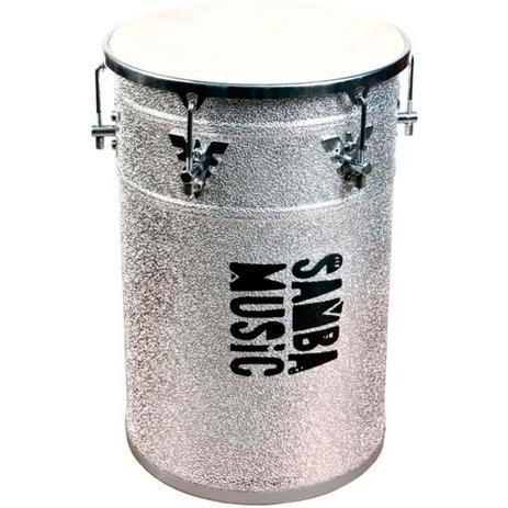 Rebolo Phoenix Samba Music 50x12 Alumínio Texturizado