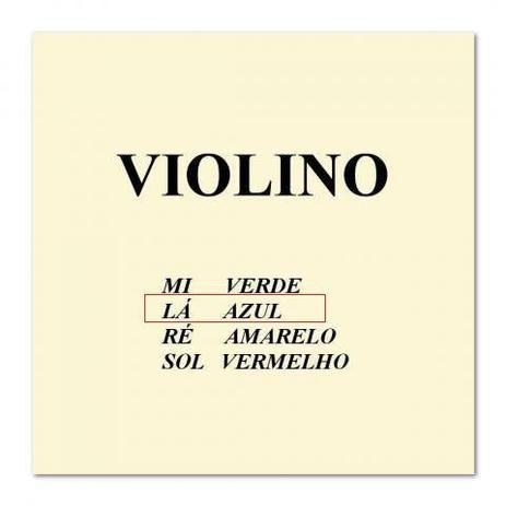 Corda Avulsa Violino M. Calixto Nº 2 Lá