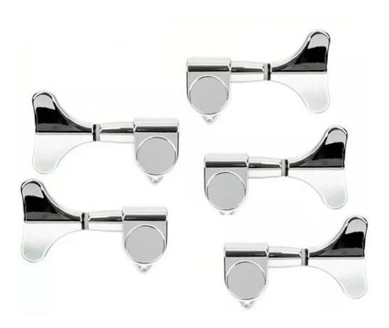 Tarraxa Contrabaixo Smart 5 Cordas Blindada