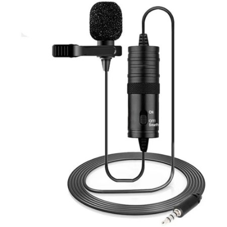 Microfone Lapela Soundvoice Lite Soundcasting-180