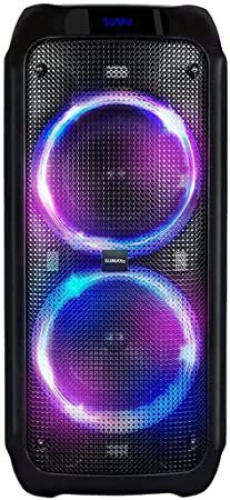 Caixa De Som Sumay Livebox SM-CAP23 1200W Bluetooth