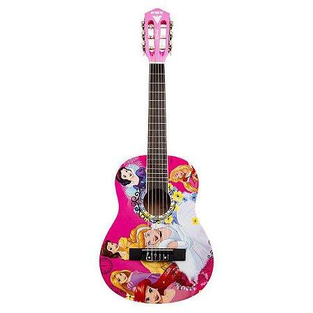 Violão Acústico Infantil Phoenix Disney Princess Celebration VIP-5