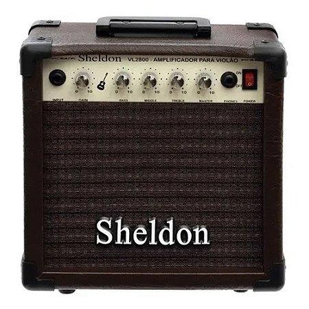 Amplificador Violão Sheldon VL2800 20W
