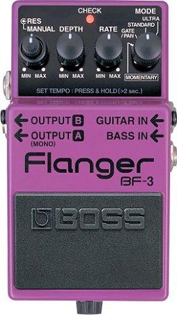 Pedal Guitarra Boss BF-3 Flanger
