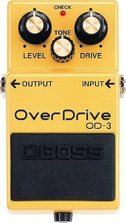 Pedal Guitarra Boss OD-3 OverDrive