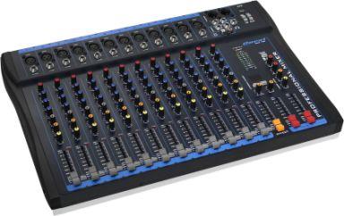 Mesa de Som Oneal OMX-122 USB, 12 canais