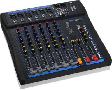 Mesa de Som Oneal OMX-62 USB, 6 canais