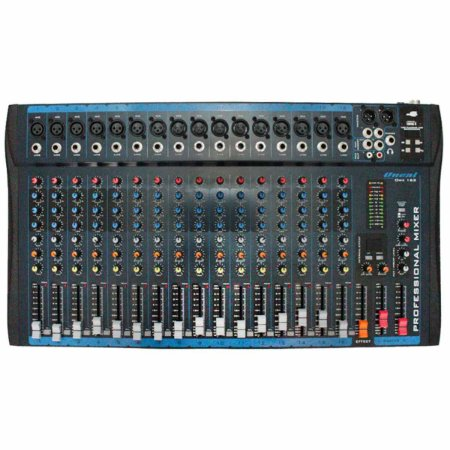 Mesa de Som Oneal OMX-162 USB, 16 canais