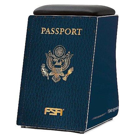 Cajon Eletroacústico FSA Design Passaporte FC6628