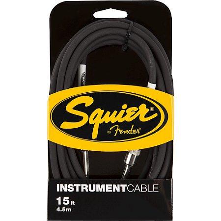 Cabo Fender Instrumento Squier 4,5M