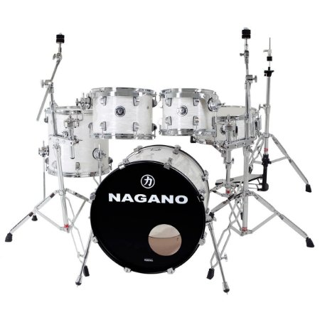 Bateria Nagano Concert Traditional Celluloid