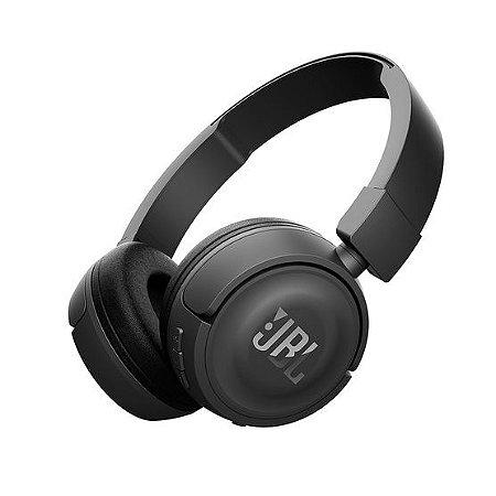 Fone de Ouvido Bluetooth JBL T-450BT Preto