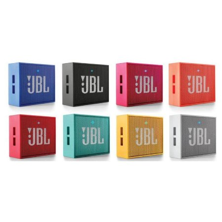 Caixa de Som Portátil Bluetooth JBL Go