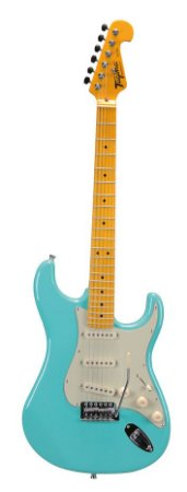 Guitarra Tagima Woodstock TG-530 Surf Green