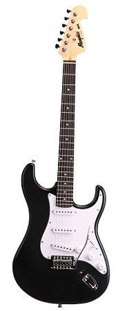 Guitarra Tagima Memphis Strato MG 32 PF Preto Fosco