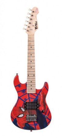 Guitarra Phoenix Infantil Homem Aranha