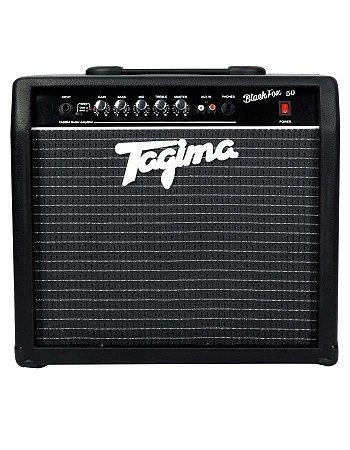 Amplificador Guitarra Tagima Black Fox 50 50W
