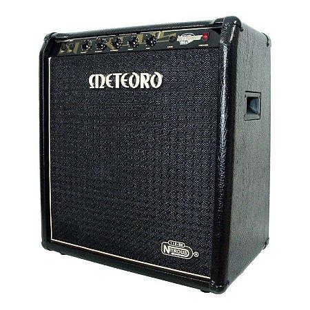 Amplificador Baixo Meteoro Nitrous CB-150 150W - Bivolt Manual