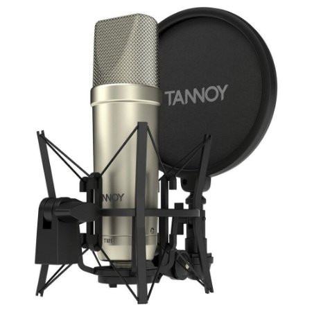 Microfone Tannoy Condensador TM1 Studio