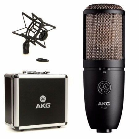 Microfone Condensador AKG Perception 420 P420