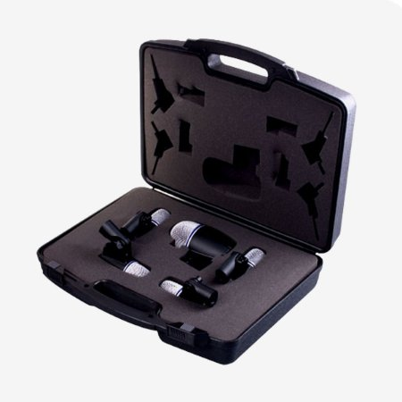 Kit de Microfone para Bateria JTS TXB-5M1
