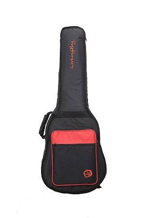 Capa Bag Violão 12 Cordas Working Bag Soft
