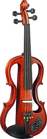 Violino Eagle Elétrico Vazado EV-744 4/4