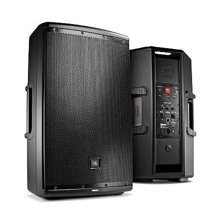 Caixa Ativa JBL EON615 Bivolt 500W RMS