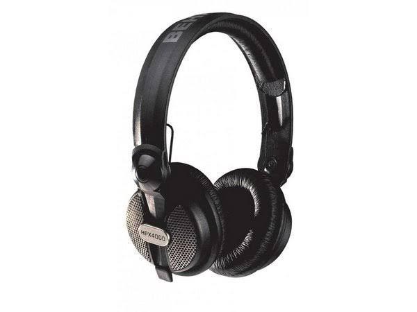 Fone de Ouvido Over-Ear Behringer HPX4000