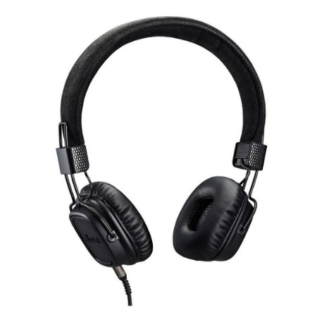 Fone de Ouvido Over-Ear Marshall Major Pitch Preto