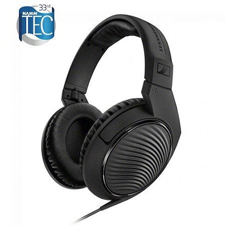 Fone de Ouvido Over-Ear Sennheiser HD 200 Pro
