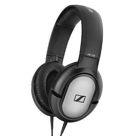 Fone de Ouvido Over-Ear Sennheiser HD-206