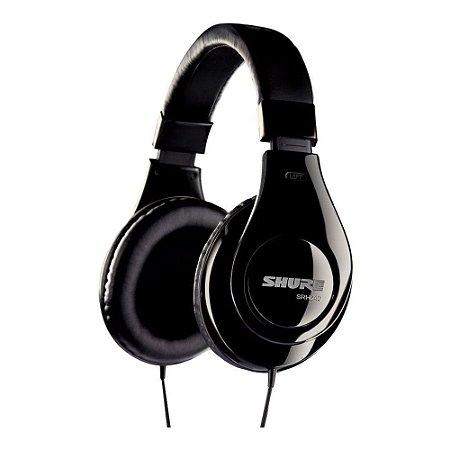 Fone de Ouvido Over-Ear Shure SRH-240A