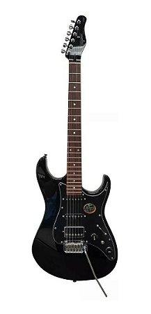 Guitarra Tagima Stella BK C/BK